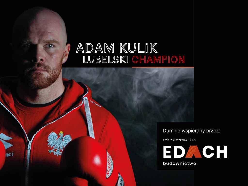 Lubelski Champion Adam Kulik